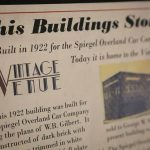 Vintage Venue - Story